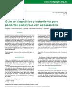 guia de osteosarcoma