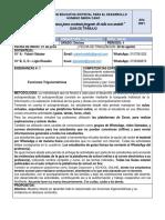 Guía #2 - Matemáticas 10° - 2P-2021