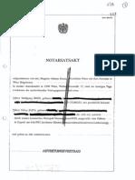 FASCIKEL 6 - Overjena pogodba med Župa Nikša in Bojes Wolfgang (str. 112-122)