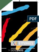 Settimana Della Cultura Campania 2011 - Programma