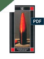 (Piccola enciclopedia) Georges Bataille, S. Finzi (editor) - L'ano solare-SE (2019)