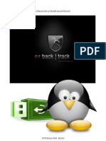 Creacion LiveUSB BackTrack