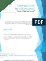 Relazione prof. Favaro seminario_UD_9.7.18 caricazione container
