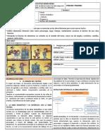 Guía 5 L. Castellana 6º periodo 3