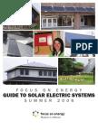 Wisconsin Solar energy guide