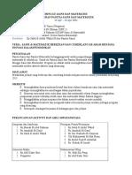 Senarai AJK Minggu Sains & Matematik