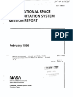 STS-32 National Space Transportation System Mission Report