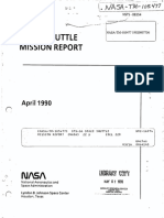 STS-36 National Space Transportation System Mission Report