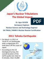 Japan Nuclear Tribulations
