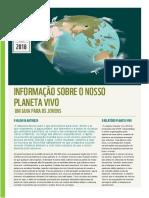 GEO Relatorio Planeta Vivo 2018 WWF