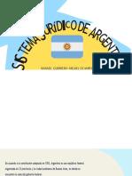 SISTEMA JURÍDICO DE ARGENTINA