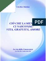 0 - Cio' Che La Mente Ci Nasconde - Cerchio Marina