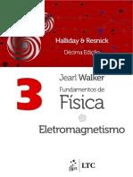 Fundamentos de Física Vol. 3 - Halliday & Resnick, 10ª Edição
