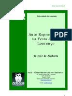 Auto Representado na Festa de São Lourenço - Pe. José de Anchieta