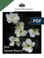 GCA Annual Report 2009-10 -public