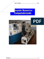 Apostila CNC - Centro de Usinagem