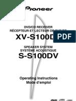 Pioneer Operation Manual