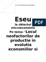 Neofactori de productie