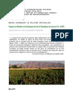 Justice et économie en Afghanistan- l'accès à la propriété