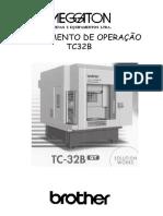 manual operacao TC32B