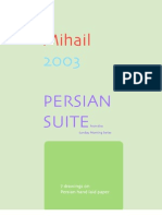 Mihail. PERSIAN SUITE