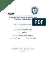 Karen Rangel Principios de La Bioetica 18.09.2020