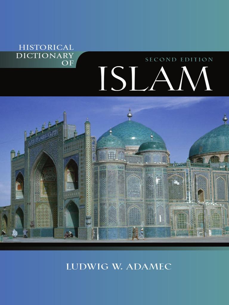 Historical Dictionary of Islam | Muhammad | Medina