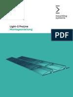 Light-S Proline Montage