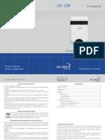 Slinex XR 30IP User Manual