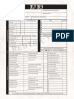 Character Sheet Fillable Forms - List Personazha Zapolnyaemye Formy