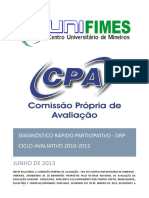 DRP - Relatório Final