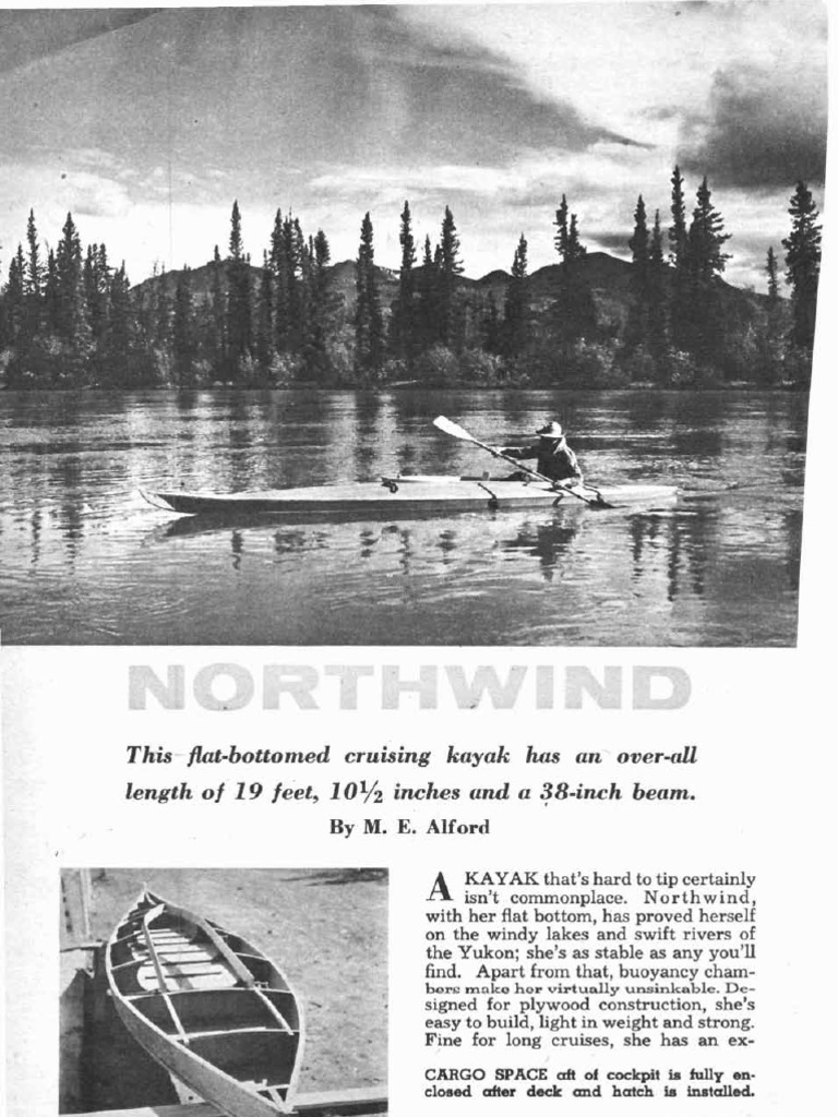 Bark River Northwind