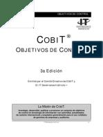 COBIT Objetivos de Control