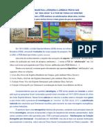 ANÁLISE LINGUISTICA LITERÁRIA JURIDICA PROVA FEB PUBLICA PIOR VERSÃO DE BOA NOVA