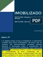 IMOBILIZADO - Do Aulão Preparatório 16-07-2020