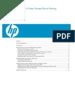 HPUX 11i v3 Mass Storage Device Naming c01906504