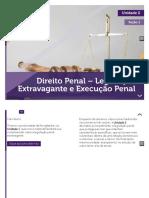 A4-DIREITO PENAL - LEG EXTRAV E EXEC PENAL