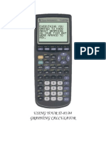 Graphing on your TI83 Handout1
