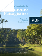 Fcrb Valorizacao Do Patrimonio Paisagistico Final PDF A