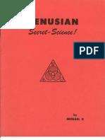 Venusian Secret-Science - Michael X Barton