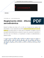 02-Reglamento 2022 - Efecto en La Aerodinámica - Aerodinámica F1 LEIDO