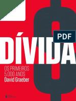 Dívida os primeiros 5.000 anos by David Graeber