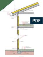 Corte Constructivo Steel Framing