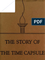 The Story of the Westinghouse Time Capsule - 1939 New York World's Fair
