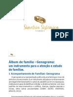 #Genograma Simetria Sistêmica