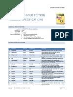 IGEOCODE US Zip Code Gold Edition Specifications