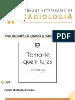 Tórax - Uniradio.vet