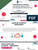 Actividad 1_evolución de Cliente Servidor_porcayo_dominguez_jesus Alfredo