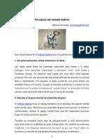 Principios del método Gabriel