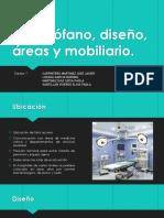 EQUIPO 1_El Quirófano, Diseño, Áreas y Mobiliario